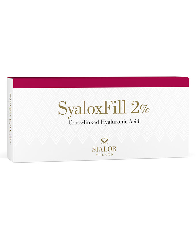 Sialor Milano - SyaloxFill 2% Cross-Linked Hyaluronic Acid